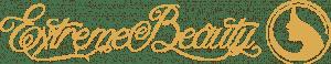 extreme beauty logo arany