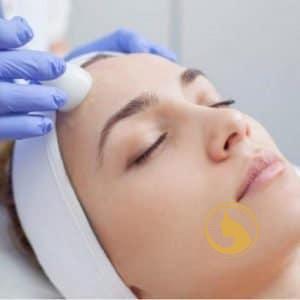 arctisztítás kozmetikai kezelés