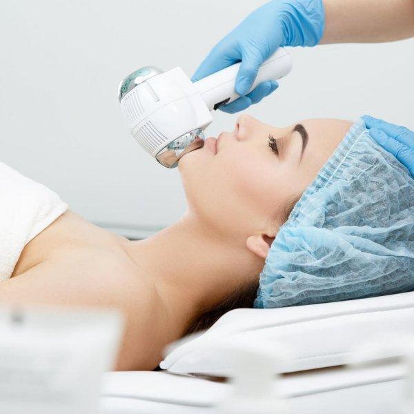 krioterápia-hideg kalapács kozmetikai kezelés