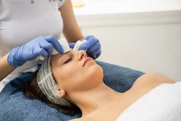mélytisztító kezelés ultrahang terápiával